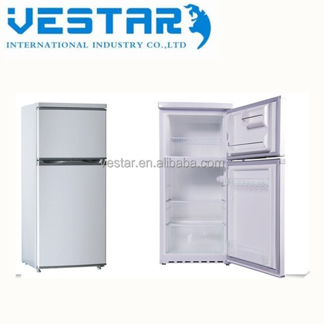 2017 New Design Vestar SANG Brand R600a 115V 60HZ White Single Door Mini Refrigerator Wholesale
