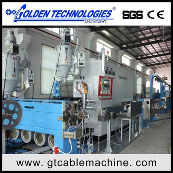 Automatic Cable Wire Sheathing / Extruding Machine - Buy Automatic ...