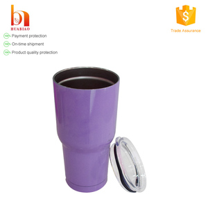 2018Wholesale 16oz 20oz double wall stainless steel vacuum insulated tumbler