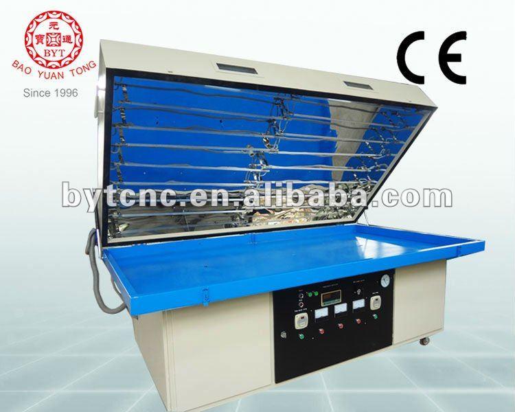 Acrylic Vacuum Molding Machine Bx 2700