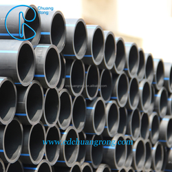 Good price hot sale pipe China made 50mm hdpe pipe high quality