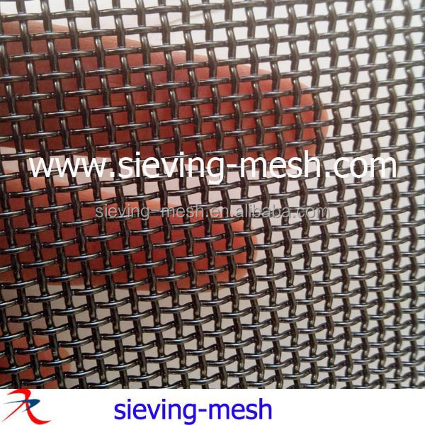 11 Mesh Home Security Window Screens 316/ss Security Screen Mesh