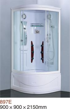 Yajiaqicheap bagno prefabbricato prezzo vetro temperato - Prezzo bagno prefabbricato ...
