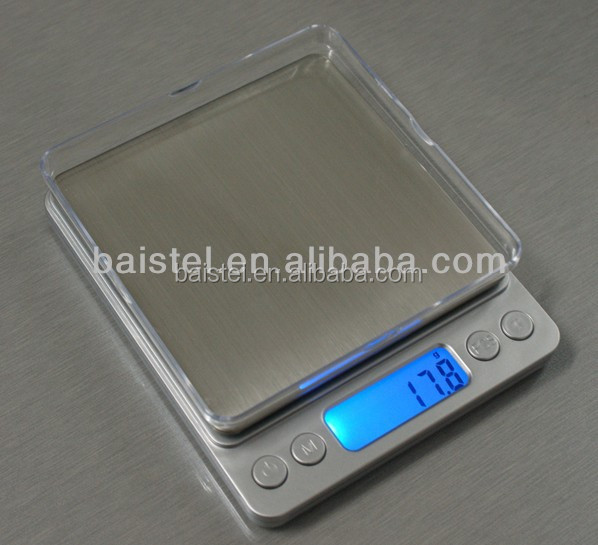 electronic pocket mini digital gold jewelry weighing scale 0.01g weight 500 gram