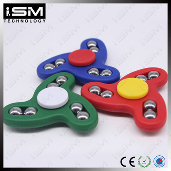 Diy Fidget Toys Gyroscope Toy Ball Bearing Car Fight Spinner Bike Chain
