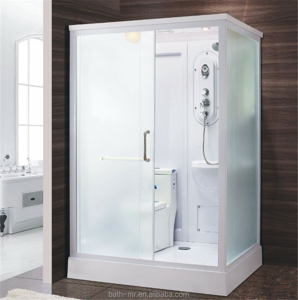 Prefab Shower Room With Toilet - Buy Shower Room,Shower Room With ...