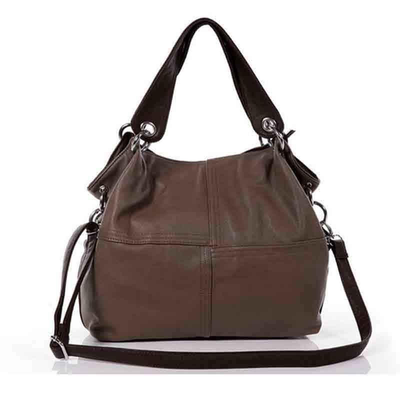 5aea1d0c660 Get Quotations · 2015 hot fashion big beach women handbag hot sale high  quality women leather shoulder bag brand