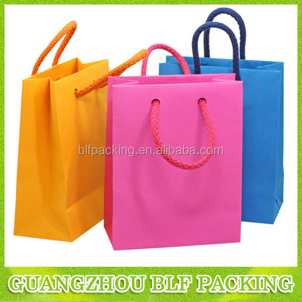 blf-pb1347) Design Your Own Shopping Bag For Color Printing - Buy ...