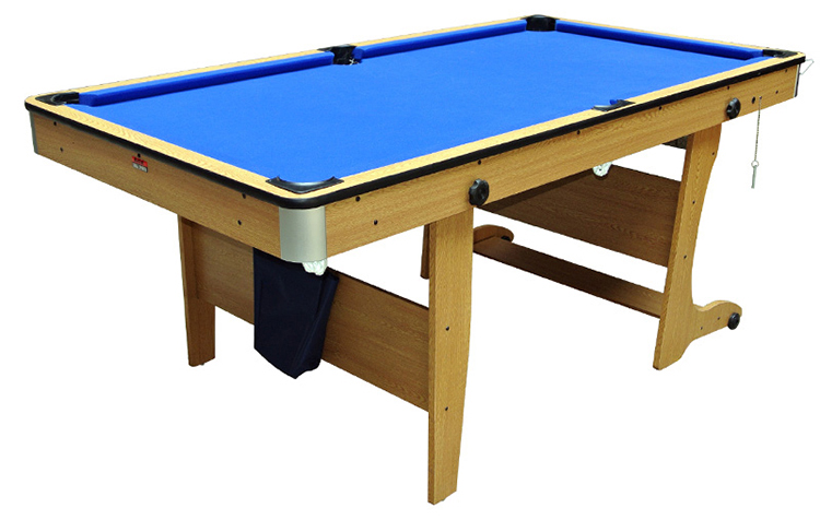 SZX 2 in 1 Cheap multi function 6ft mini foldable pool table with darts game for sale