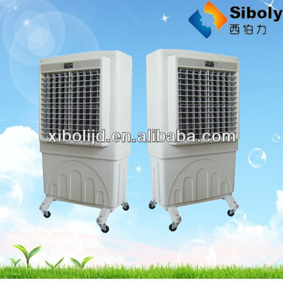 Cooling And Heating Water Pump Air Cooler,Honeycomb Pad ...