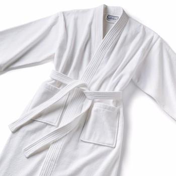 Hangzhou Yintex Fashion long sleeve Comfortable Waffle Bath robes Bathrobe  100% cotton spa robes for 5c4449b2a