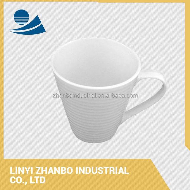 Elegant Durable New Paintable Ceramics Mug
