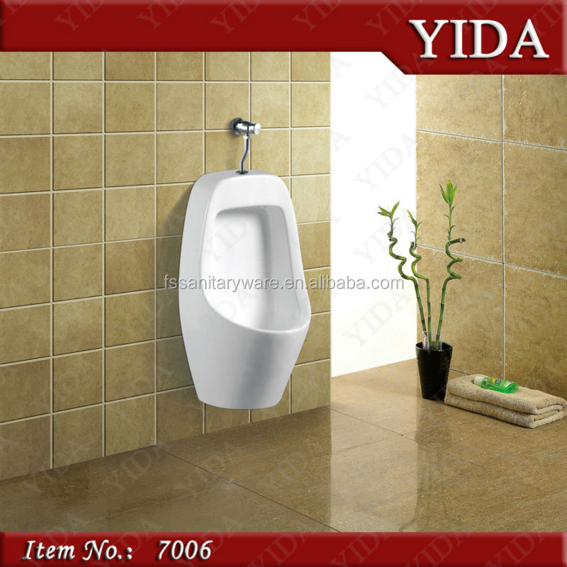 hot sale urinal partition_foshan wall mount ceramic urinal_female wc urine bottle