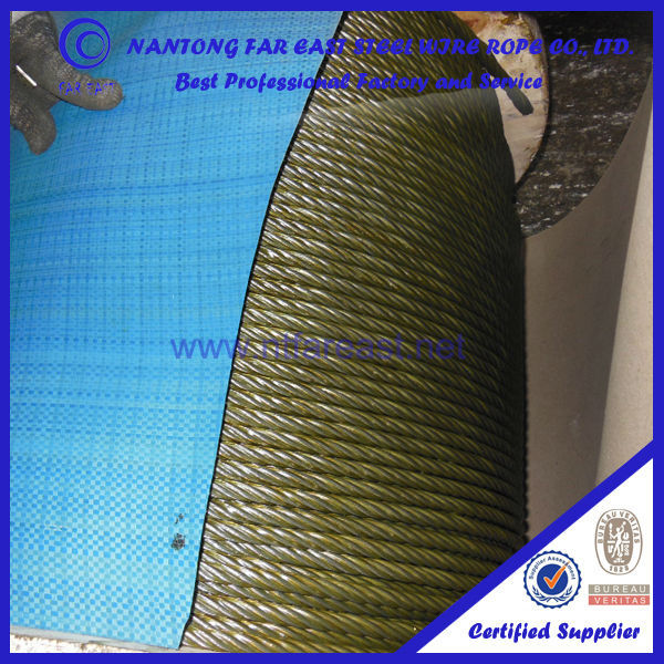 6x37 Fc Wire Rope, 6x37 Fc Wire Rope Suppliers and Manufacturers at ...