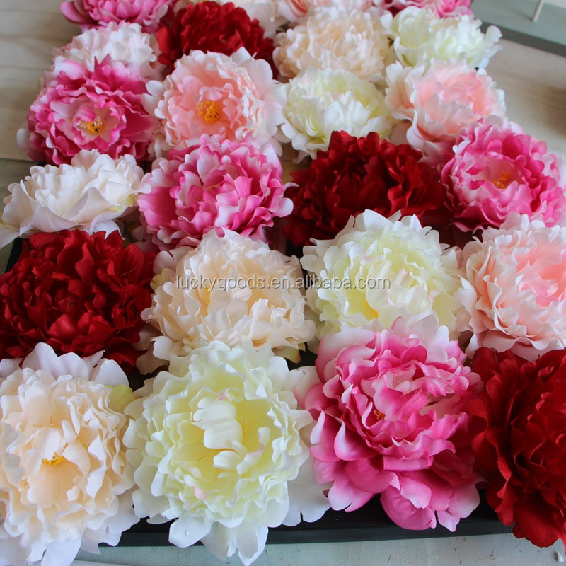 2016 new arrival champagne flower heads for sale