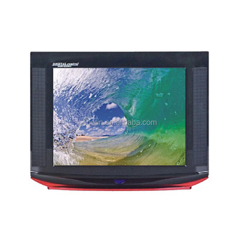 "Professional manufacturer Factory new arrival 17"" crt tv with best price"