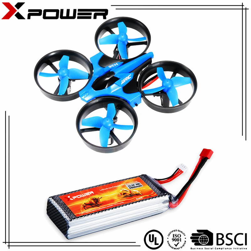 Xpower 3S 11.1V 5500mAh 35C rechargeable lipo battery for model airplane