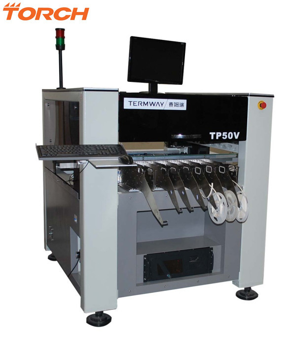 Termway TP50V/SMT /SMD Multifunction Automatic High Precision PCB Pick &Place Machine
