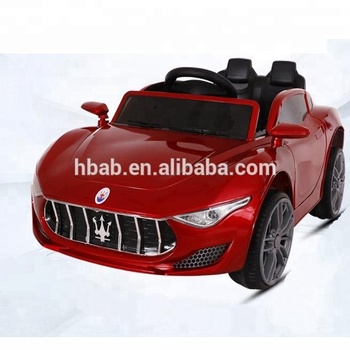 Eco-friendly kids ride on car/battery operated toy cars/cheap kids driving car