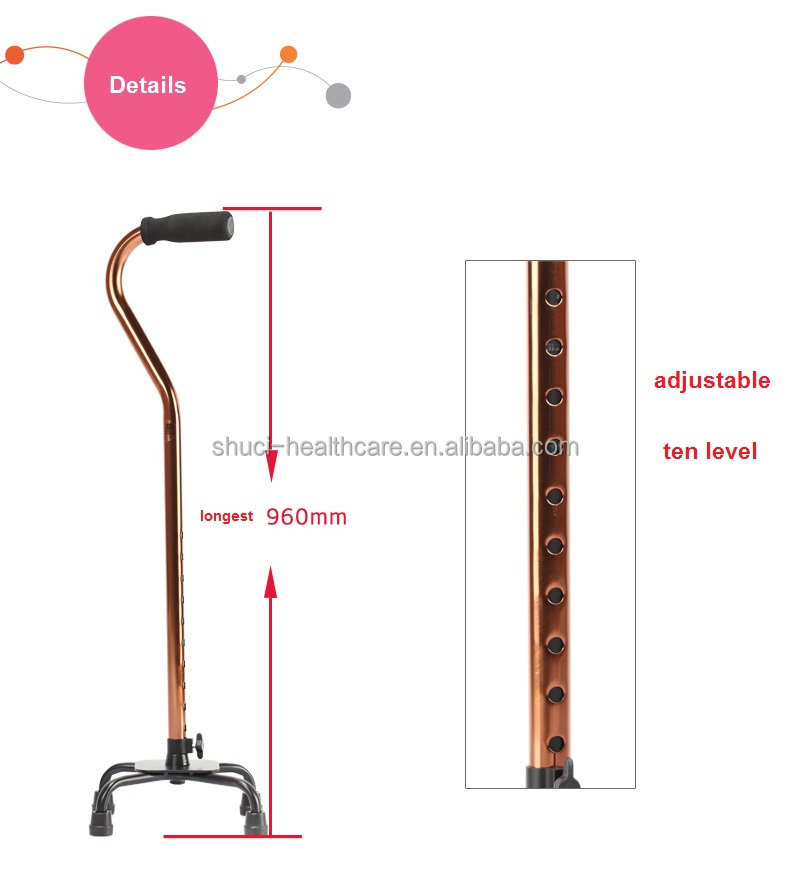 2015 new design Expandable Walking Cane Swords,Walking Stick for Old people