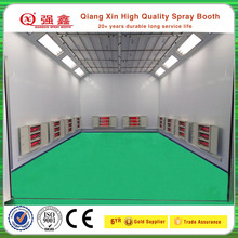 one year warranty cabinet spray booth from Chinese factory