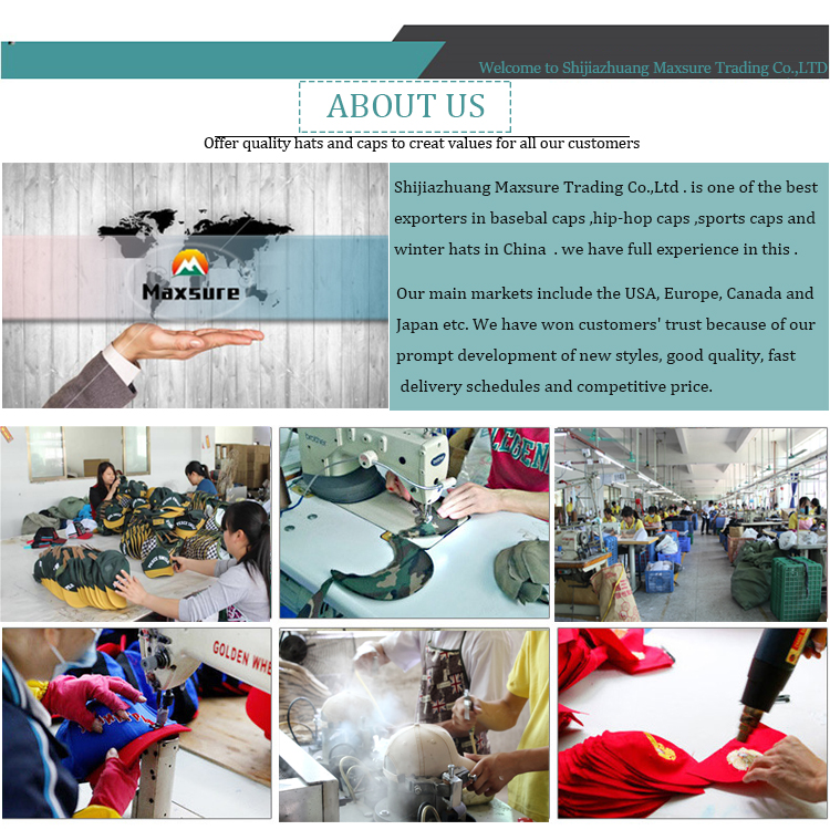 cap factory manufacture