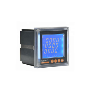 ACREL PZ96L-E4 three phase voltage current power watt hour meter CT panel meter with rs485 LCD