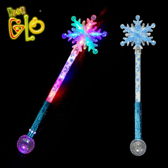 Party Supply Sneeuwvlok Magic Licht Wand LED Stick