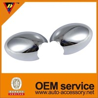ISO9001:2008 accessories car chrome side Mirror Cover for BMW mini cooper