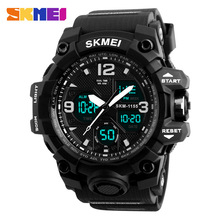 Skmei 1155B 인기있는 스포츠 Chronograph Fashion Men Room18cm 생활에 Digital Movement Wrist Watch 대 한 <span class=keywords><strong>선물</strong></span>
