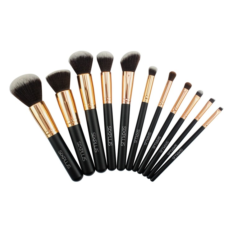 best makeup brushes 2017. 2017 trending products sixplus makeup brush set / cosmetic professional brushes best
