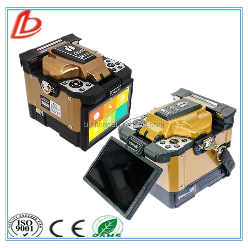 INNO View 5 FTTH fiber Fusion Splicer ,View 5 fiber Fusion Splicing Machine with English menu
