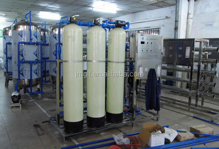 Mini Desalination Plant : Glf drinking water machine filter industrial ro seawater