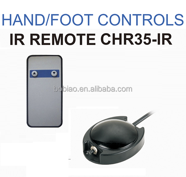 CHR35-IR motion control box switch IR remote linear motor actuator ac motor speed controller