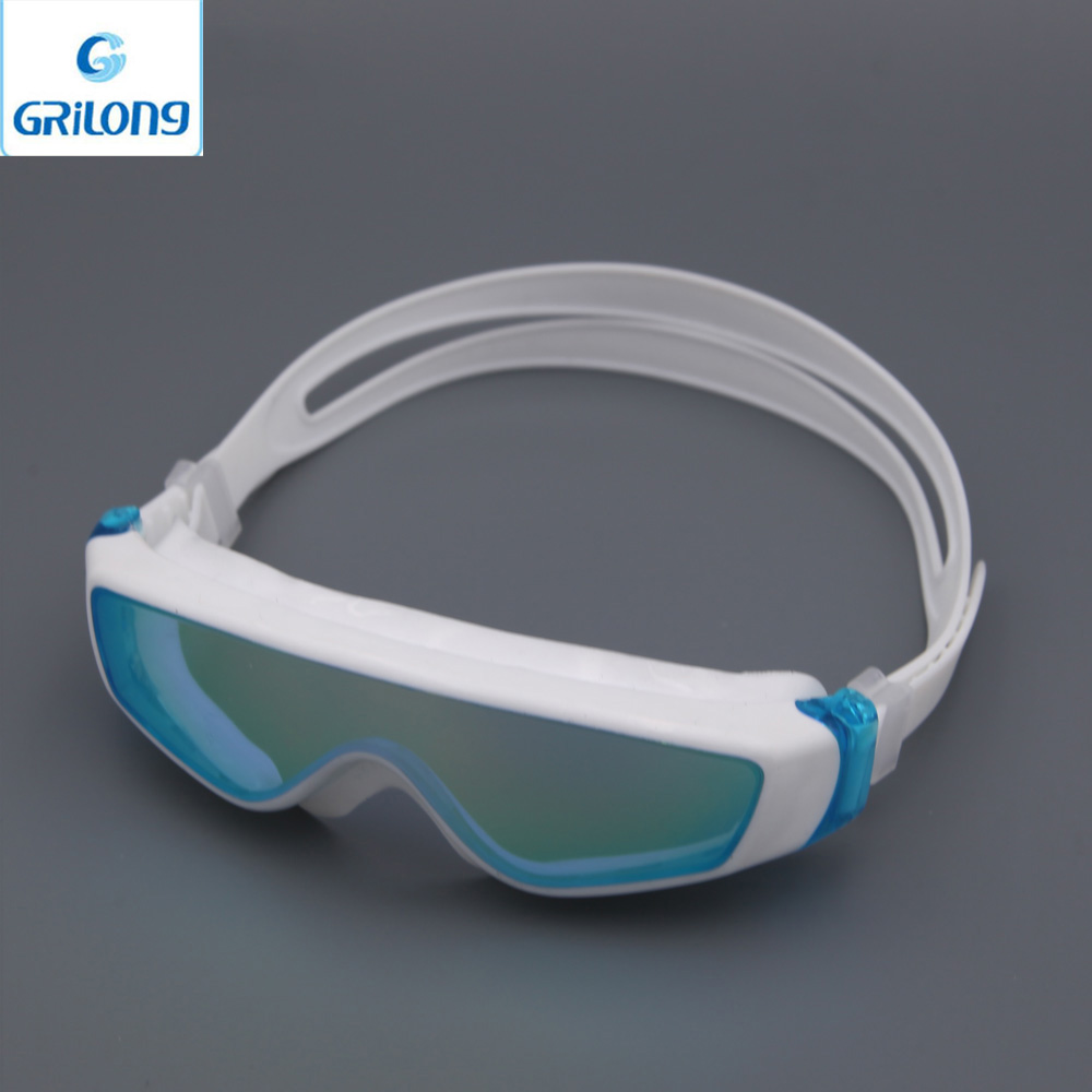 Silicone Swimming Goggle Myopia Swim Goggles for wholesale