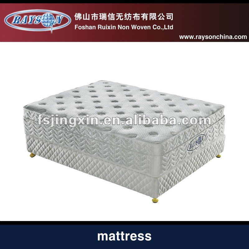 2012 new design latex bed