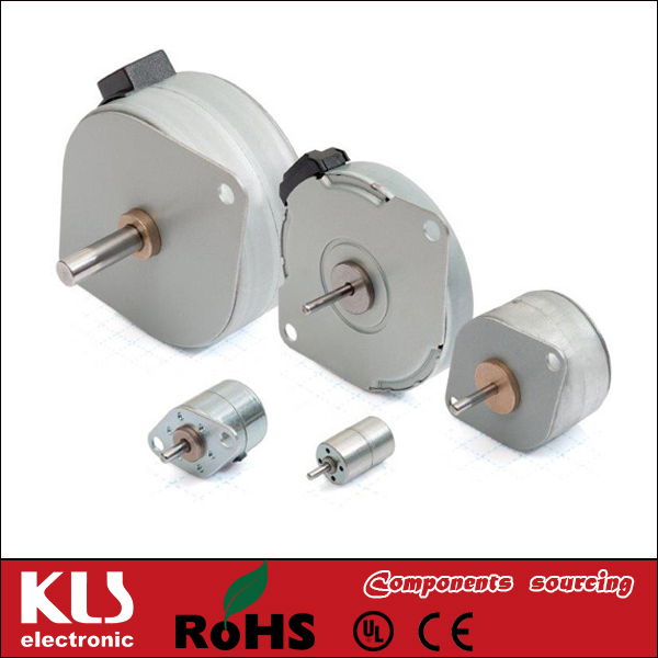 Small Waterproof Electric Motor: Aluminum Material Micro Linear