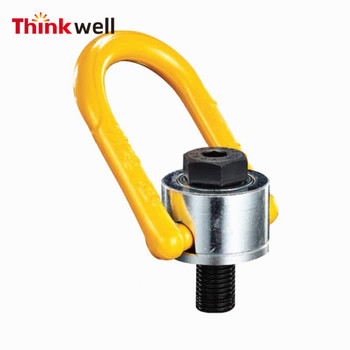 Forged Alloy Steel Swivel Hoist Ring/Swivel Lifting Point