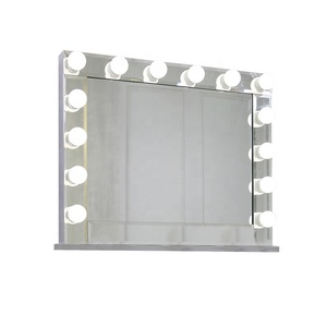 2019 The Latest Design Hollywood LED Vanity Mirror