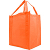 Custom reusable shopping garment non woven carry bags