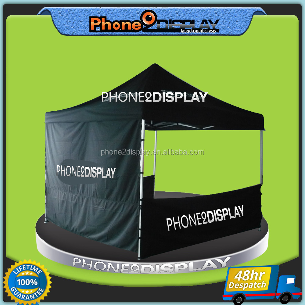 10ft outdoor easy up advertising pop up beach tent