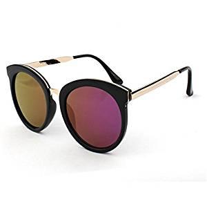 XXL 2016 Sunglasses in Europe and new glasses sunglasses retro round box