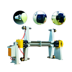 Electric Shaftless Paperboard Mill Roll Stand