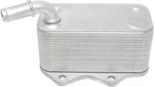 Crash Parts Plus Engine Oil Cooler for Audi A3, A4, TT, Volkswagen Eos, GTI, Jetta, Passat