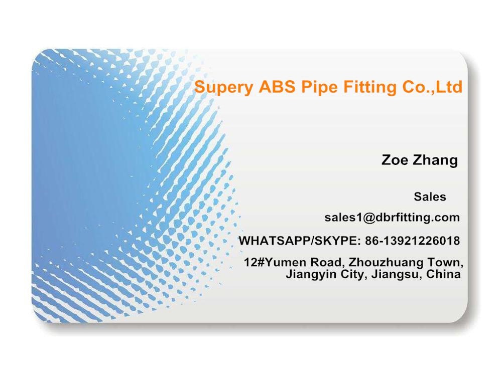 PVC SCH40 DWV Pipe Fittings Quality Plastic Products Made In China 4 Inch 1/8 Bend Street Elbow