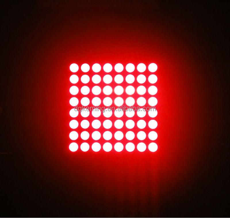 Dot Matrix Led 8x8 Bicolor