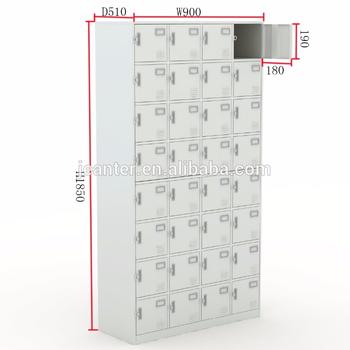 Superieur Customized 32 Doors Steel Storage Shoe Locker   Buy Shoe Locker,32 Door  Locker,32 Door Steel Locker Product On Alibaba.com