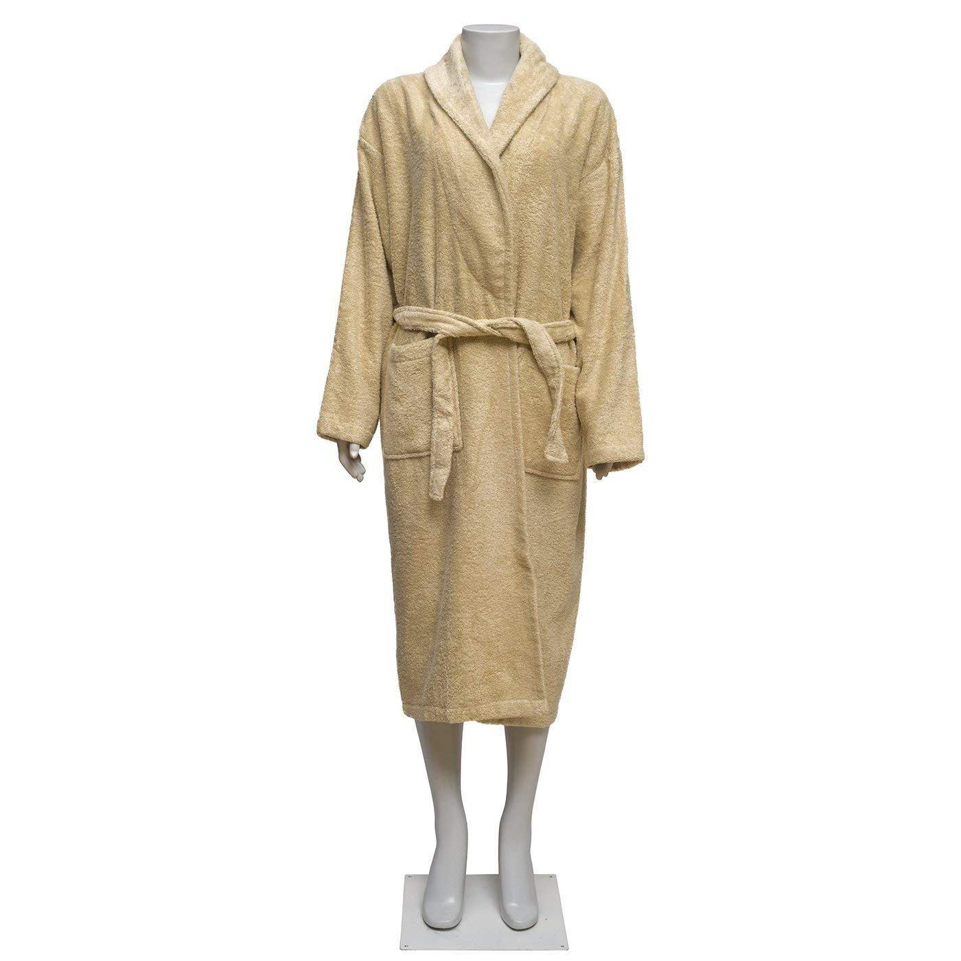 5b5f4e0838 Get Quotations · Bamboo Bathrobe Set