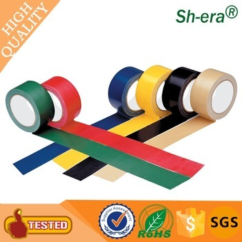 China manufacturer Cheap price online shopping custom printed colored heat resistant cloth decorative duct tape