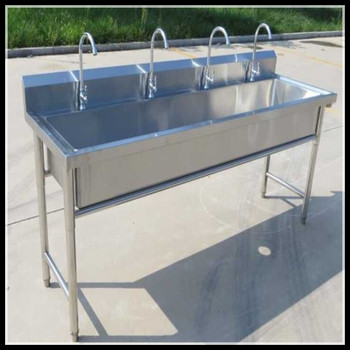 Big Size Single Bowl Stainless Steel Commercial Kitchen Sink - Buy ...